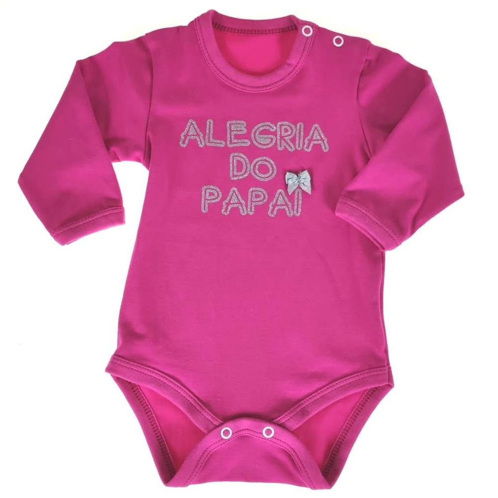 Body-Longo-Pink-Alegria-do-Papai-G